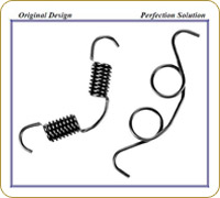 Design and Coiling of Music Wire Torsion Spring