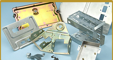 Punch Press / Stampings
